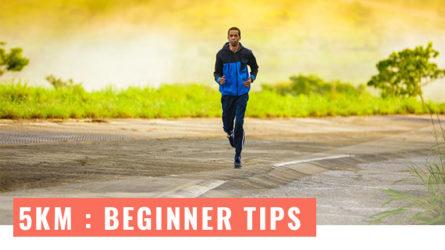 5KM beginner tips