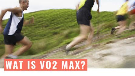 Wat is VO2 max?