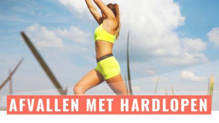 Afvallen met hardlopen