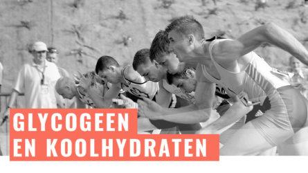 Glycogeen koolhydraten hardlopen