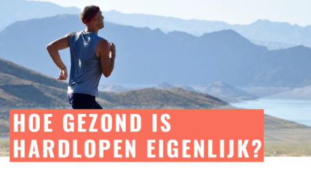 Hoe gezond is hardlopen?
