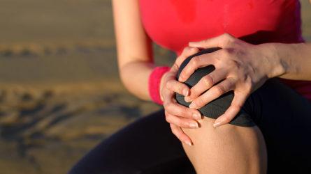 Hardlopen pijn in knie