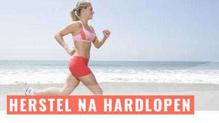 Herstel na hardlopen