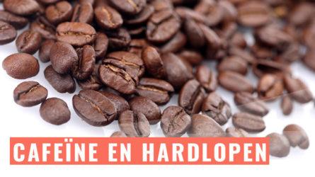 Cafeine en hardlopen