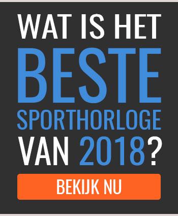 Beste sporthorloge 2018