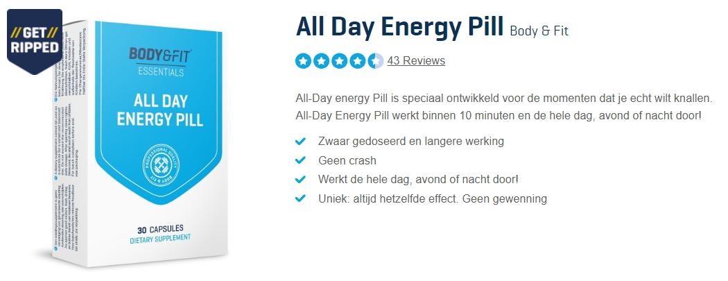 bodyenfit energypill
