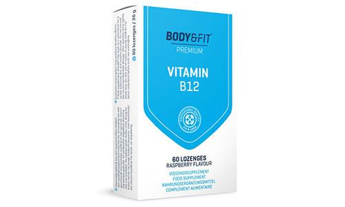 Vitamine B12 voor hardlopers