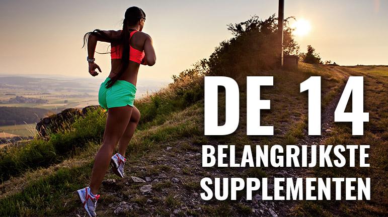 Supplementen hardlopen