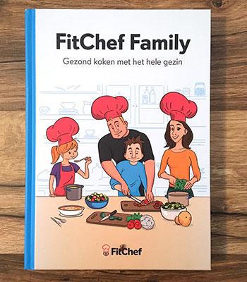 Fitchef Family boek