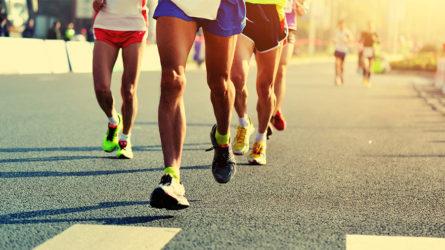 Taperen, de ideale aanloop naar een hardloopwedstrijd