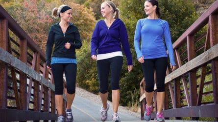 Hoeveel stappen per dag is gezond voor wie?