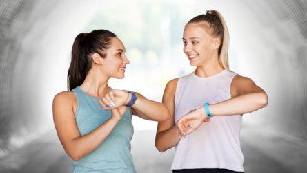 Dit is de top 5 activity trackers voor dames!