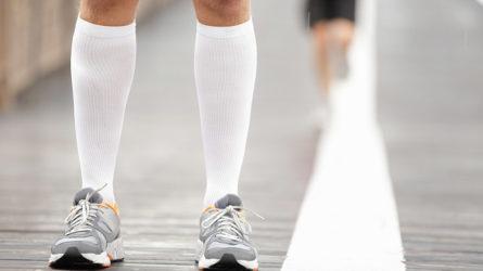 De beste anti shin splints sokken