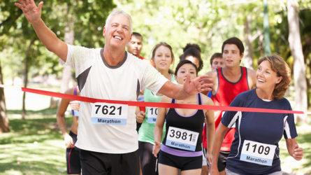 Zo loop je de hele marathon blessurevrij
