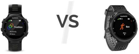Garmin-Forerunner-735xt-vs-235
