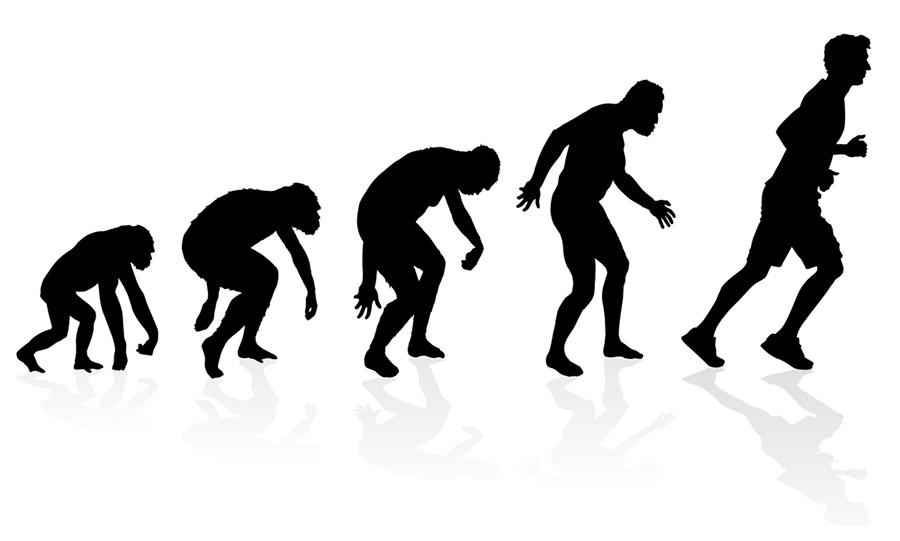 Evolutie hardlopen
