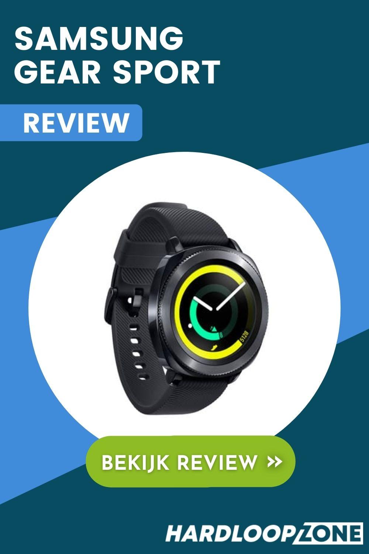 Samsung Gear Sport Review Smartwatch Hardloopzone